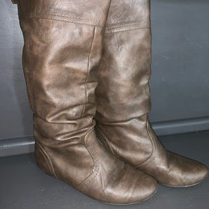 Shoes - Slouch boots